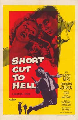 Short Cut to Hell - 11 x 17 Movie Poster - Style A