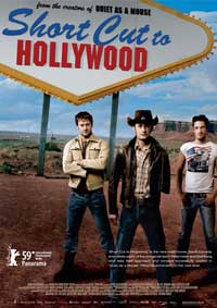 Short Cut to Hollywood - 27 x 40 Movie Poster - UK Style A