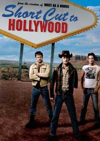 Short Cut to Hollywood - 27 x 40 Movie Poster - UK Style B