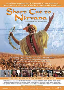 Short Cut to Nirvana: Kumbh Mela - 11 x 17 Movie Poster - German Style A