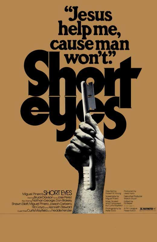 Short Eyes Movie Posters From Movie Poster Shop
