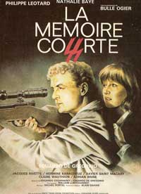 Short Memory - 11 x 17 Movie Poster - French Style A