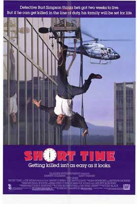 Short Time - 27 x 40 Movie Poster - Style A