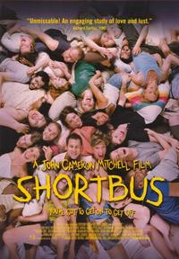 Shortbus - 43 x 62 Movie Poster - Bus Shelter Style A