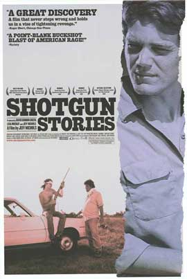 Shotgun Stories - 27 x 40 Movie Poster - Style A