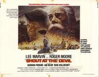 Shout at the Devil - 11 x 14 Movie Poster - Style A