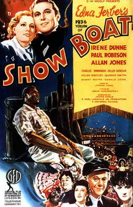 Show Boat - 11 x 17 Movie Poster - Style B