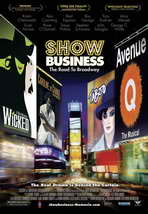 ShowBusiness: The Road to Broadway - 11 x 17 Movie Poster - Style A
