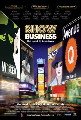 ShowBusiness: The Road to Broadway - 27 x 40 Movie Poster - Style A