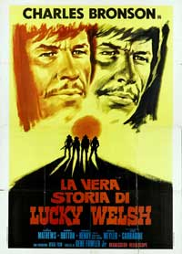 Showdown at Boot Hill - 27 x 40 Movie Poster - Italian Style A