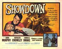 Showdown - 22 x 28 Movie Poster - Half Sheet Style A