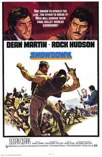 Showdown - 11 x 17 Movie Poster - Style B