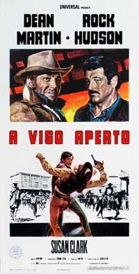 Showdown - 13 x 28 Movie Poster - Italian Style A