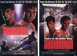Showdown - 11 x 17 Movie Poster - Style A