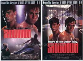 Showdown - 27 x 40 Movie Poster - Style A