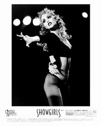Showgirls - 8 x 10 B&W Photo #1
