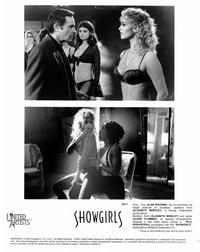 Showgirls - 8 x 10 B&W Photo #5