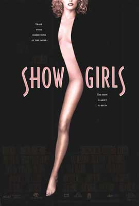 Showgirls - 11 x 17 Movie Poster - Style A