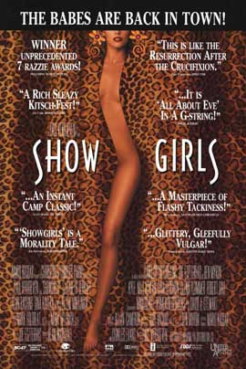 Showgirls - 11 x 17 Movie Poster - Style B