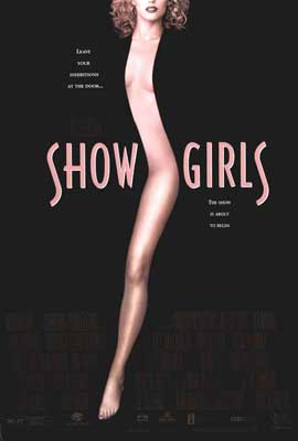 Showgirls - 27 x 40 Movie Poster - Style A