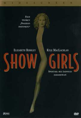 Showgirls - 11 x 17 Movie Poster - Polish Style A