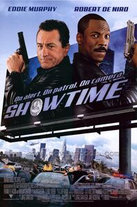 Showtime - 11 x 17 Movie Poster - Style A