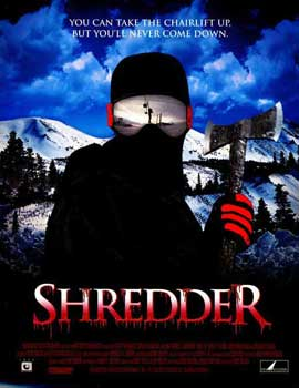 Shredder - 27 x 40 Movie Poster - UK Style A