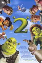 Shrek 2 - 11 x 17 Movie Poster - Style B