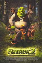 Shrek 2 - 27 x 40 Movie Poster - Style B