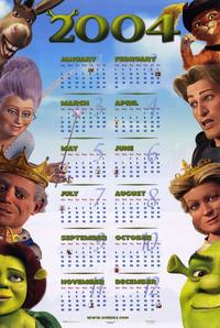 Shrek 2 - 11 x 17 Movie Poster - Style A