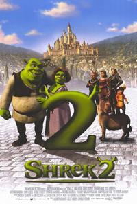 Shrek 2 - 11 x 17 Movie Poster - Style F