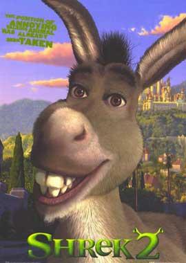 Shrek 2 - 11 x 17 Movie Poster - Style H