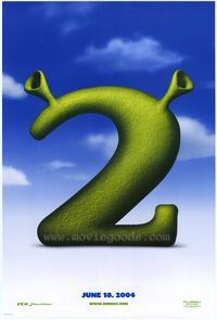Shrek 2 - 27 x 40 Movie Poster - Style D