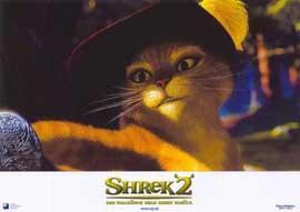 Shrek 2 - 11 x 14 Poster German Style A
