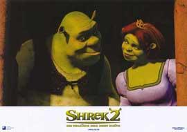 Shrek 2 - 11 x 14 Poster German Style G