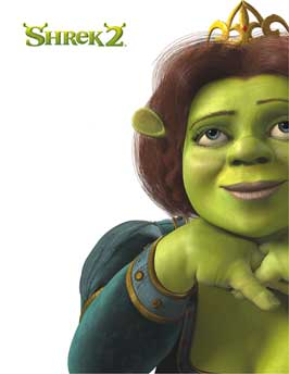 Shrek 2 - 27 x 40 Movie Poster - Style E