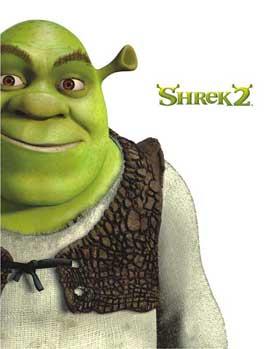Shrek 2 - 27 x 40 Movie Poster - Style F
