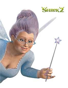 Shrek 2 - 11 x 17 Movie Poster - Style J