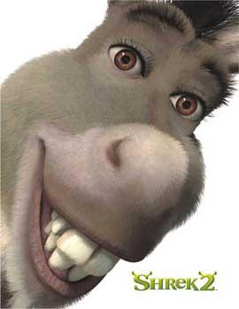Shrek 2 - 27 x 40 Movie Poster - Style K
