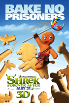 Shrek Forever After - 11 x 17 Movie Poster - Style E