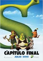 Shrek Forever After - 11 x 17 Movie Poster - Style P