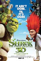 Shrek Forever After - 11 x 17 Movie Poster - Style Z