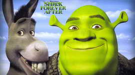 Shrek Forever After - 11 x 17 Movie Poster - Style A
