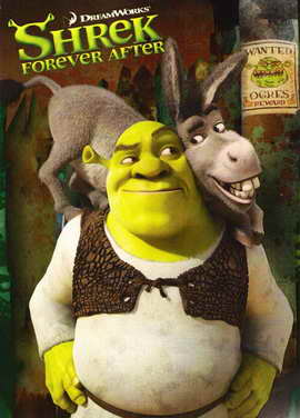 Shrek Forever After - 11 x 17 Movie Poster - Style B