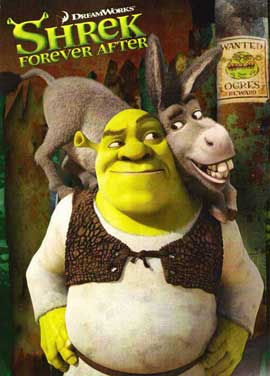 Shrek Forever After - 27 x 40 Movie Poster - Style A