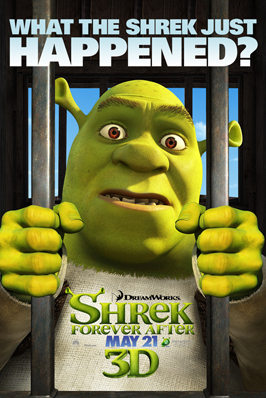 Shrek Forever After - 11 x 17 Movie Poster - Style G