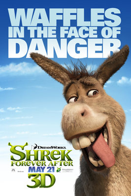 Shrek Forever After - 11 x 17 Movie Poster - Style K