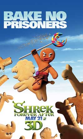 Shrek Forever After - 11 x 17 Movie Poster - Style M