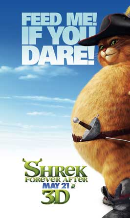 Shrek Forever After - 27 x 40 Movie Poster - Style I