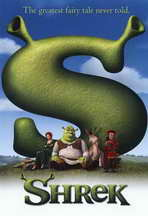 Shrek - 11 x 17 Movie Poster - Style B